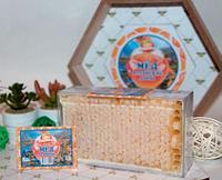 Мёд в сотах 20кг ящик
