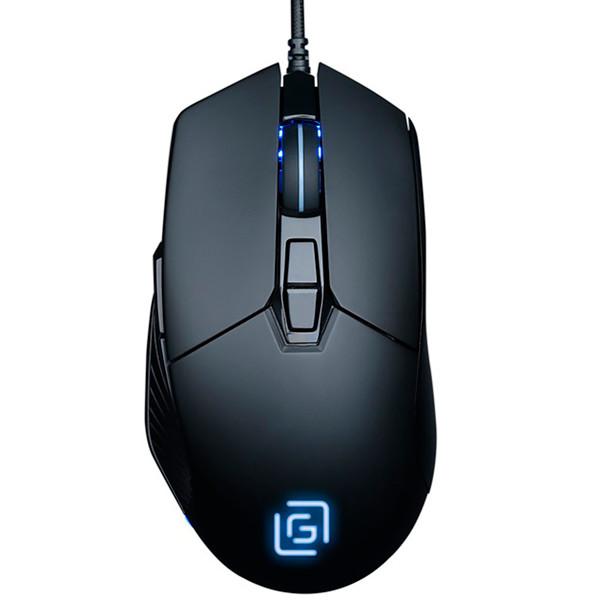 Мышка игровая Oklick 995G черный оптическая (3200dpi) USB игровая (6but)
