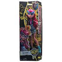 Кукла Монстер Хай Джиджи Грант, Monster High Geek Shriek