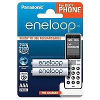 Аккумулятор Panasonic Eneloop AAA 750 mAh/2B