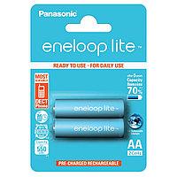 Аккумулятор Panasonic Eneloop Lite AA 950 mAh/2B