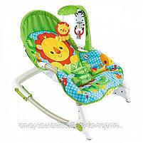 Кресло-качалка Fitch Baby( слоненок,львенок,жираф), фото 4