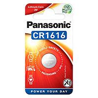 Батарейка дисковая литиевая Panasonic CR-1616/1B