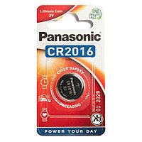 Батарейка дисковая литиевая Panasonic CR-2016/1B