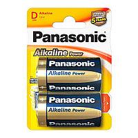 Батарейка щелочная Panasonic Alkaline Power LR20APB D/2B