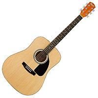 Акустическая гитара Fender Squier SA-150 Dreadnought Natural
