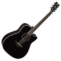 Электроакустическая гитара Yamaha FGX820C BL