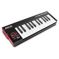 Беспроводная USB MIDI-клавиатура Akai Pro LPK25 WIRELESS