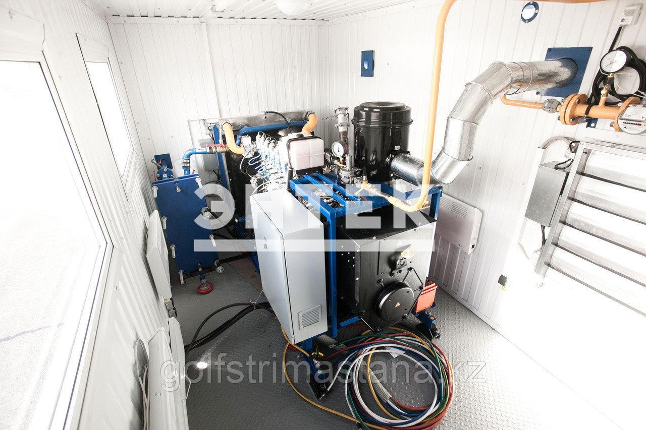 Газопоршневая электростанция ГПЭС100-NEXT