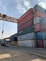 Оформление и регистрация грузов в регистрах таможенного учета