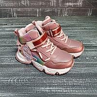 Ботинки цвета пудры