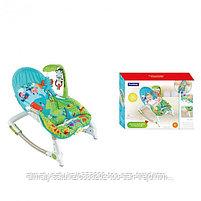 Кресло-качалка Fitch Baby( слоненок,львенок,жираф), фото 2