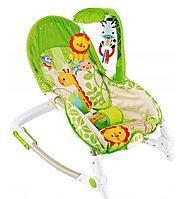 Кресло-качалка Fitch Baby( слоненок,львенок,жираф), фото 6