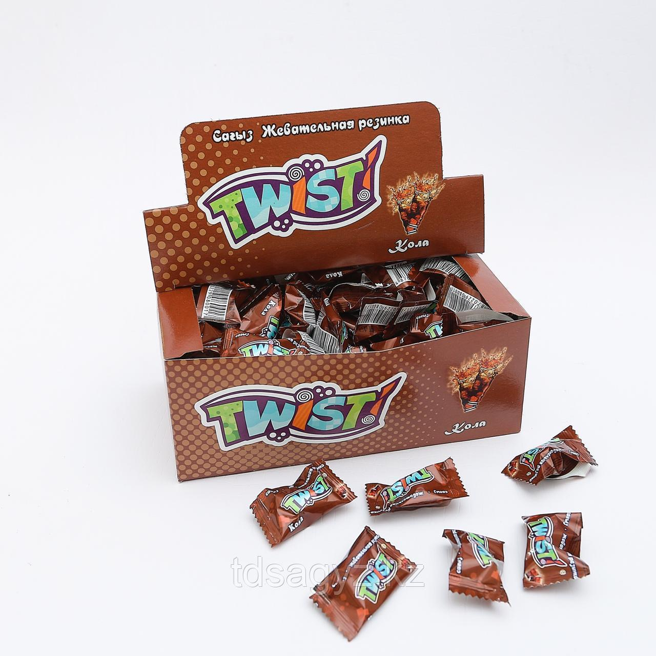 """""""Кола"""" Twist!"""