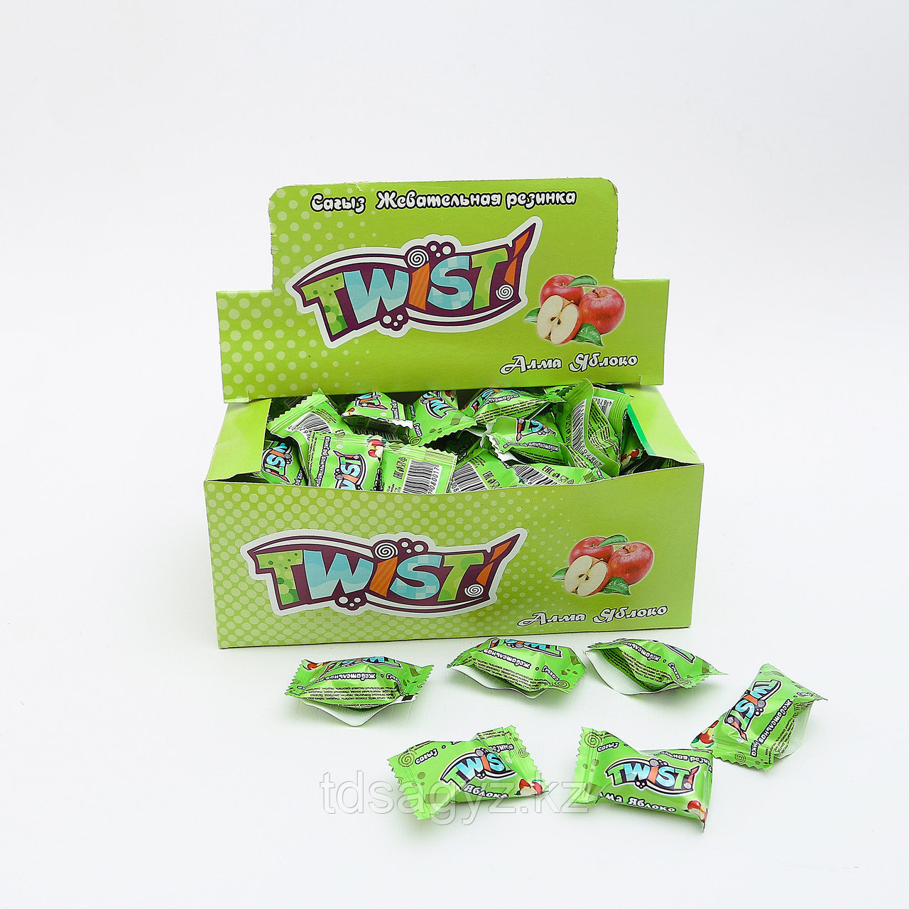 """""""Яблоко"""" Twist!"""