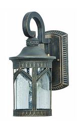 Садово-парковые  светильники PALERMO RH070В-S MATT BL.GOLD