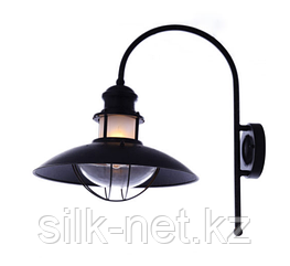 Уличное освещение Светильник садовый RH 1779W-1 M.BLACK E27 наст.вниз (TS)
