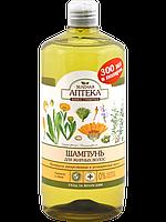 Зелёная аптека Шампунь Календула лекарственная и розмариновое масло