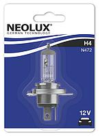Автомобильная галогеновая лампа Neolux H4