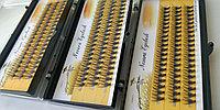 Пучковые ресницы Nesura Eyelashes 20D, изгиб - С и D
