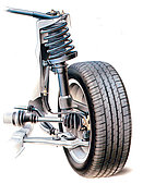 Ходовая и рулевое управление Hyundai Accent 2000-2006