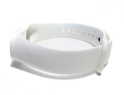 Силиконовый ремешок (браслет), для фитнес часов Xiaomi Mi Band 5, регулируемая застежка, унисекс