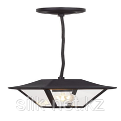 Светильник парковый RH 1876C M.BLACK E27