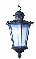 Садовые-парковые светильники BERLIN RH1011C-1 MATT RUST подвесной MS