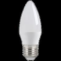 Лампа светодиодная ECO C35 свеча 5Вт 230В 4000К E27 ИЭК
