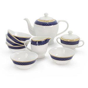 Аружан чайный сервиз с пиалами