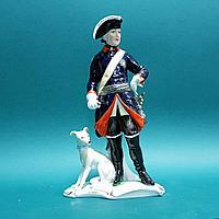Король Пруссии Фридрих II. Фарфоровая мануфактура Rudolf Kammer.