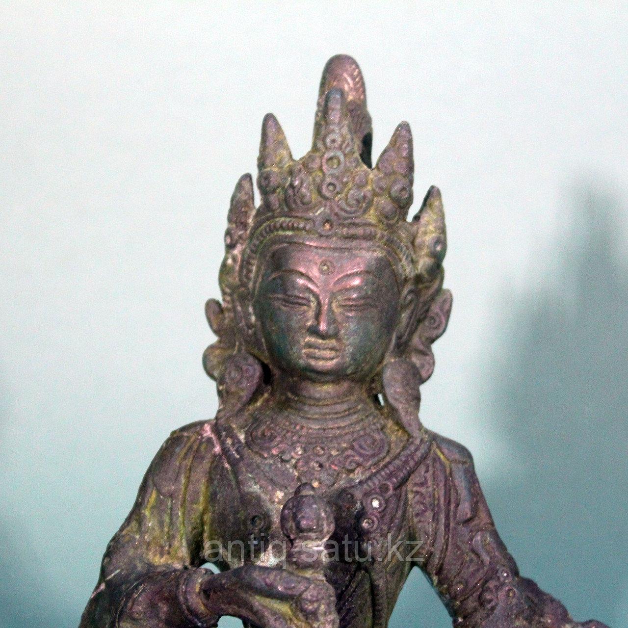 Зеленая Тара. Непал (?). I половина- середина XX века - фото 5