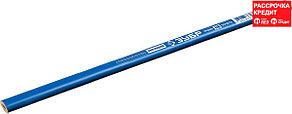 ЗУБР 250 мм, строительный карандаш плотницкий удлиненный П-СК 06307