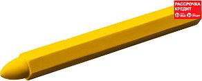 ЗУБР 6 шт, желтые, мелки разметочные восковые 06330-5