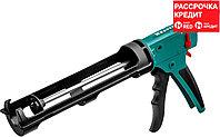 KRAFTOOL 310 мл, скелетный пистолет для герметика Grand 2-in-1 06674