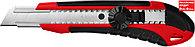 ЗУБР 18 мм, сегментированное лезвие, винтовой фиксатор М-18В, нож 09158_z01