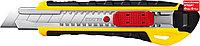 STAYER 18 мм, сегментированное лезвие, автосоп KS-18A, нож 0916_z01