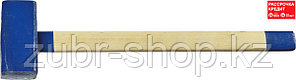 СИБИН 10 кг, с деревянной рукояткой, кувалда 20133-10