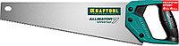 KRAFTOOL 7 TPI, 400 мм, ножовка универсальная Alligator 7 15004-40_z01