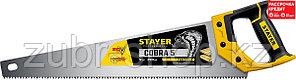 STAYER 5 TPI, 450 мм, ножовка по дереву (пила) Cobra 6 1506-45_z02