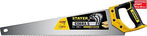 STAYER 5 TPI, 500 мм, ножовка по дереву (пила) Cobra 7 1506-50_z02