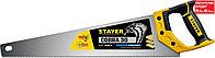 STAYER 7 TPI, 450мм, ножовка универсальная (пила) Cobra 3D 1512-45_z01