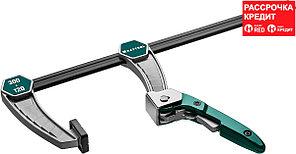 KRAFTOOL 300/120 мм, струбцина быстрозажимная 32019-120-300