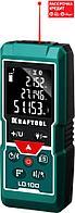 KRAFTOOL дальность 5 см - 100 м, точность 1,5 мм, лазерный дальномер 34765