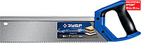 ЗУБР 13 TPI, 350 мм, ножовка с обушком для стусла (пила) МОЛНИЯ 13 15155-35_z01