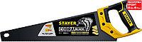 STAYER 7 TPI, 400 мм, ножовка универсальная (пила) Cobra BLACK 2-15081-40_z01