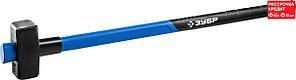 ЗУБР 3 кг, кувалда c удлиненной фиберглассовой рукояткой 20111-3_z03 Профессионал