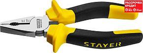 STAYER 200 мм, плоскогубцы комбинированные HERCULES 2203-1-20_z02