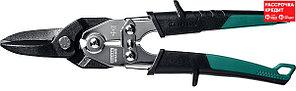 KRAFTOOL 260 мм, прямые, Cr-Mo, ножницы по твердому металлу 2324-S_z02