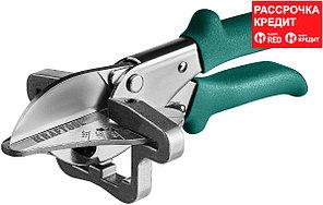 KRAFTOOL 220 мм, для пластмассовых и резиновых профилей, ножницы угловые MC-7 23372